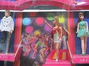 Dancing Dolls Store Display