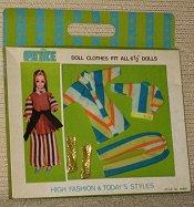 Petite Stripes NRFB