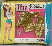 Tina Gold Metallic NRFB
