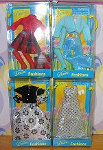 Fab Fashions early packaging