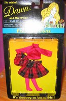 Fab Fashions High School Cool MAD PLAID