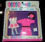 Cindi Joy Pink Rain Coat