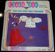 Cindi Joy  Blouse & Skirt