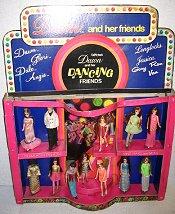 Dancing Doll Display