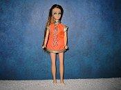 Longlocks --Dancing in orange mini