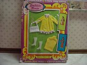 Debbie Teen Yellow set NRFB