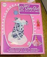 Dizzy Girl #1633 Mod Print