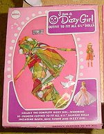 Dizzy Girl Sheer Chiffon