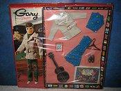 Groovy Gear clover pattern