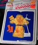 I Dream Of Jeannie Orange Fur