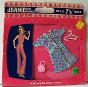 Jeanie Blue Lace