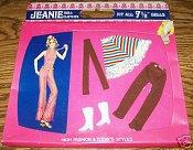 Jeanie Cape & pants