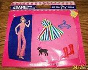 Jeanie Striped mini