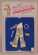 Jeannie Fashion in Silver