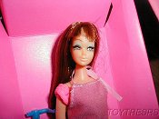 Judy doll up close
