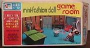 Milton Bradley Game Room for 6.5