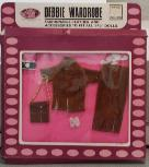 Debbie Wardrobe Leather/fringe