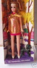 Diana--Daphne wearing Dale mini