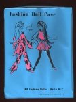 Fashion Doll cases for dolls up to 6 1/2