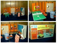 Milton Bradley Game Room