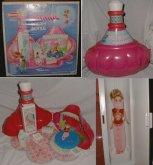 Jeannie Pink bottle Playset
