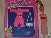 Jeannie Fashion Pink Jumpsuit