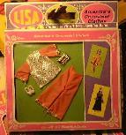 LISA --'Tangerama Tunic' copycat