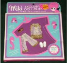 Miki Lace/Gold outfit NRFB