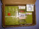 Montgomery Wards kitchen set