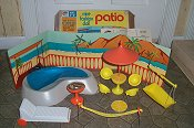 Milton Bradley Patio Furniture