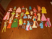 Magic Paper Dolls