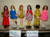 Flower Fashions Peggy Ann