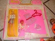 Petite Pink Tennis Set