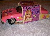 Pink Car NRFB