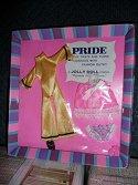 Pride Gold pansuit & pink nightie