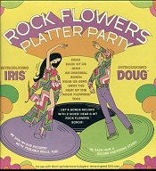 Rock Flowers Platter party