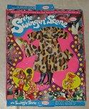 The Swingin' Scene Leopard Coat