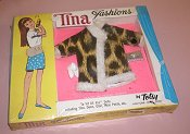 Tina Fashions Fur Coat