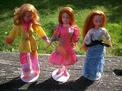 Triki Miki dolls