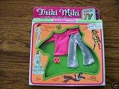 Triki Miki Pink Silver