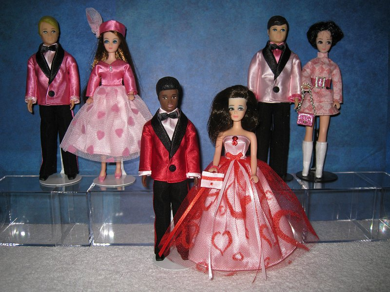 2013 Valentine Fashions