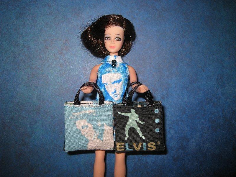Elvis Tote (reversible)