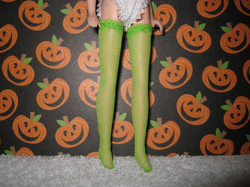 Stockings Lime