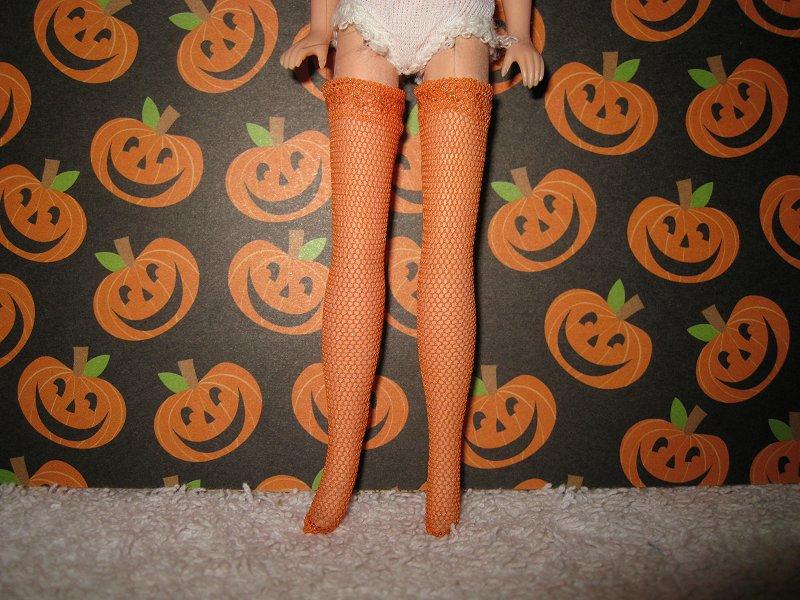 Stockings Orange
