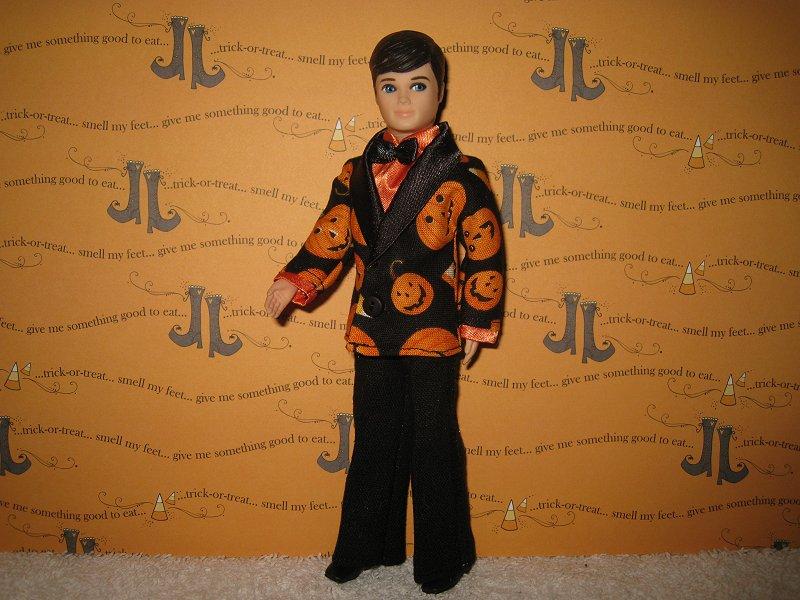 Pumpkin Party Tuxedo