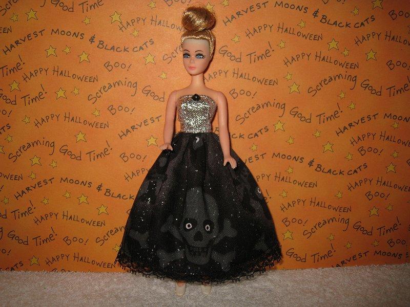 Skull Tea Dress