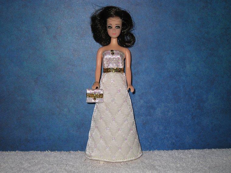 OPAL DIAMOND gown & purse