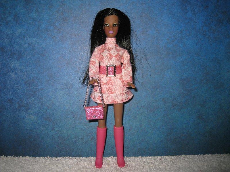 Pink Queen of Diamonds (Denise)
