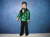 St Pats Green Lime Tuxedo