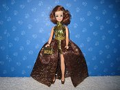 TEDDY Euro gown with purse